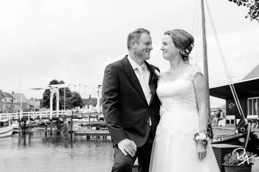 bruidsfotografie harderwijk fotograaf bruidspaar