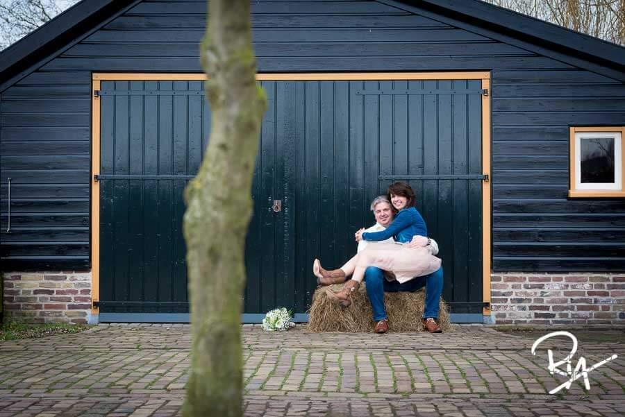 bruidsfotografie maarheeze bruidsreportage romantisch