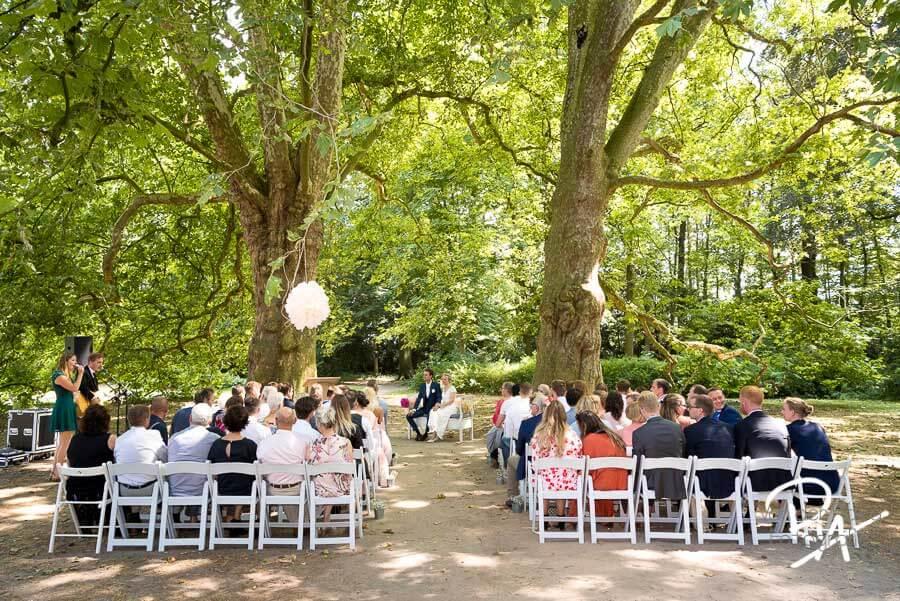 bruidsfotografie kasteel geldrop huwelijk