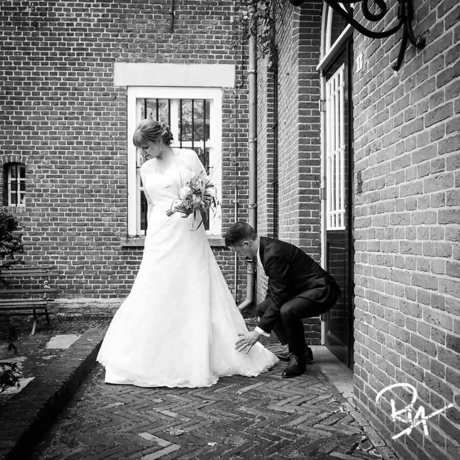 bruiloft bruidsfotograaf kasteel geldrop