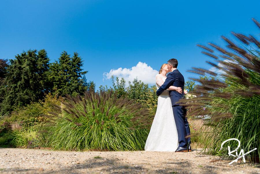 tuin kasteel geldrop fotograaf bruidsfotografie
