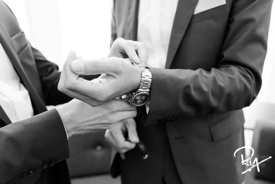 Huwelijk mannen fotograaf bruiloft Waalre Eindhoven Helmond