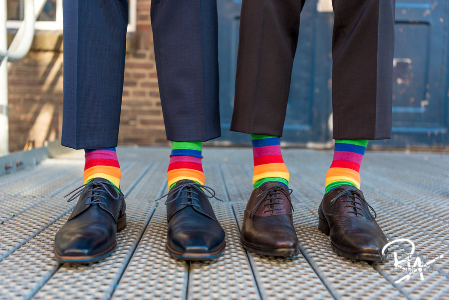 Huwelijk twee mannen trouwfotograaf Eindhoven Waalre
