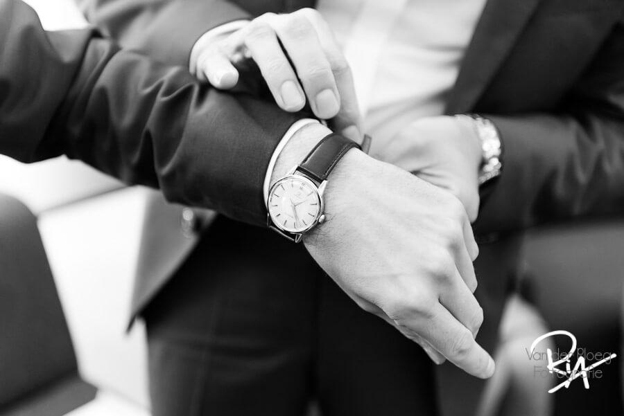 huwelijk mannen homohuwelijk fotograaf Waalre Eindhoven