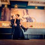 Trouwfotograaf huwelijksfotograaf kasteel Maurick Vught