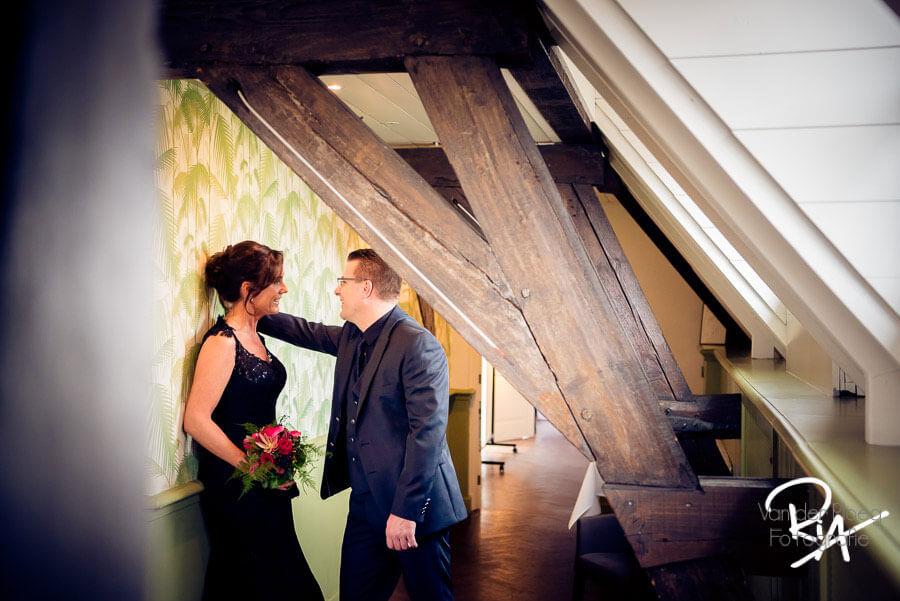 fotografie bruiloft huwelijk kasteel Maurick Vught