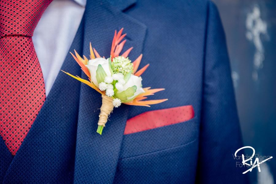 corsage bruidsfotografie bruidsfotograaf eindhoven