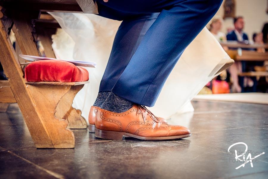 creatieve fotograaf bruiloft kerk son breugel