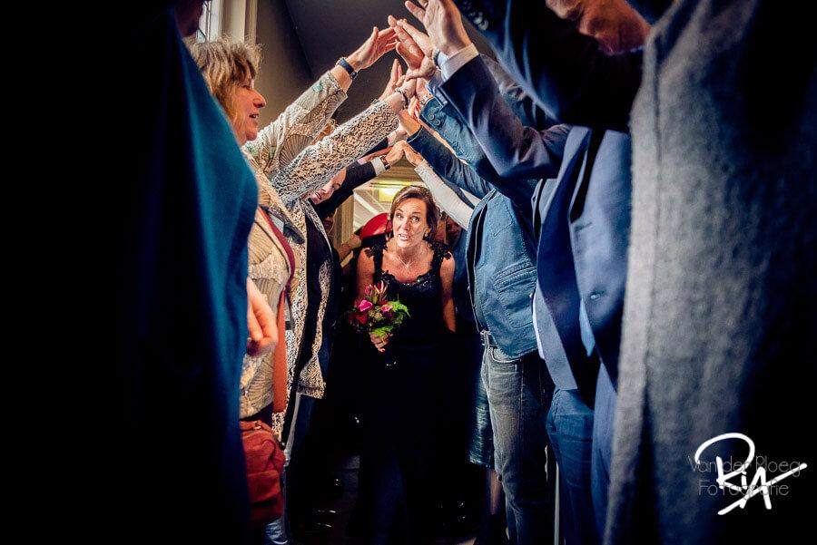 huwelijksfotograaf bruiloft feest kasteel Maurick Vught