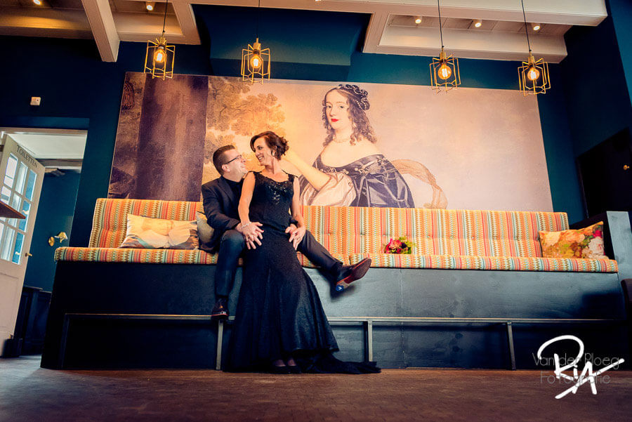 trouwen in kasteel vught bruidsfotograaf
