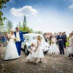 Trouwfotograaf fotografie bruidskinderen waalre brabant
