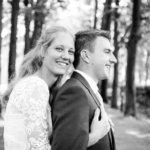 Fotografie fotograaf bruiloft huwelijk trouwen bruidsfotograaf Leende