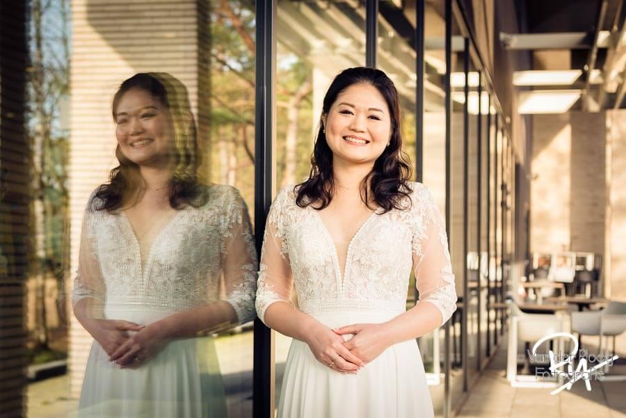 Fotograaf Veldhoven trouwen bruiloft huwelijk bruidsfotograaf