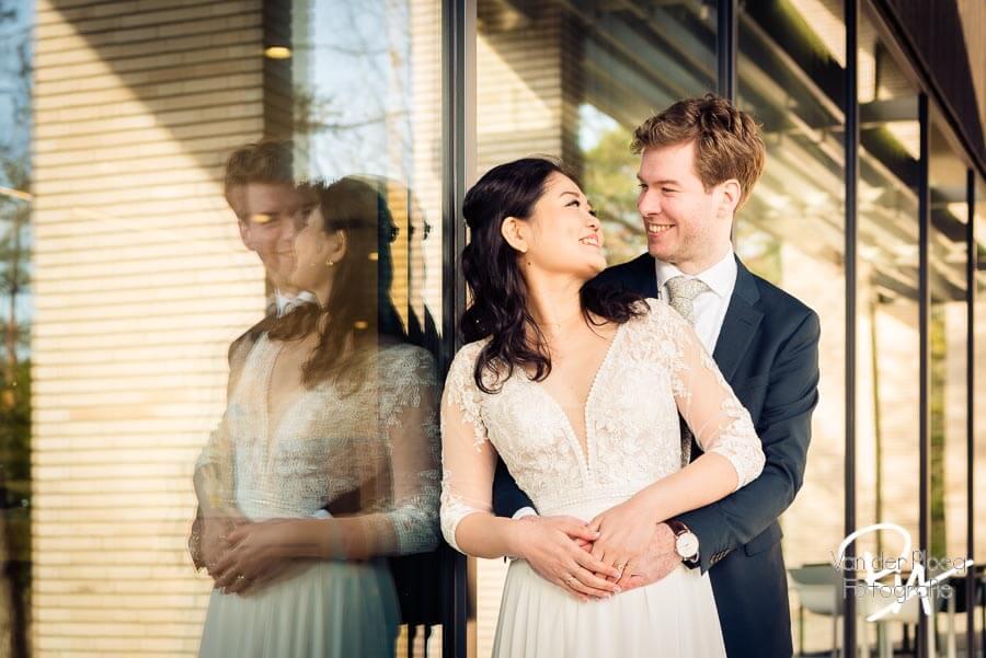 Fotograaf Veldhoven trouwen huwelijk bruiloft bruidsfotograaf