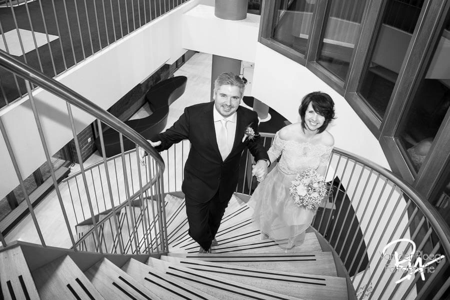 Bruidsfotograaf Heeze Leende huwelijk bruiloft bruidspaar