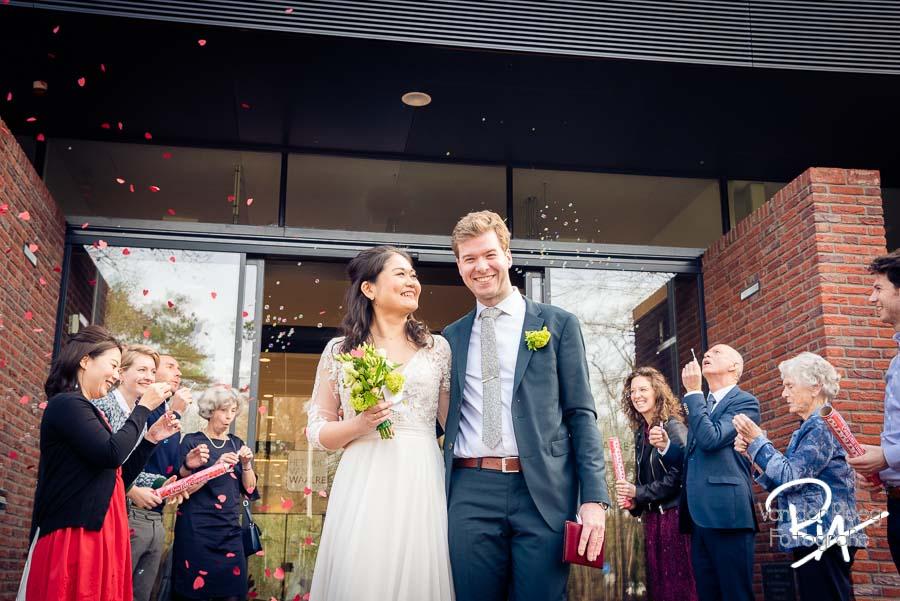 Bruidsfotograaf Ria van der Ploeg Waalre fotograaf bruiloft