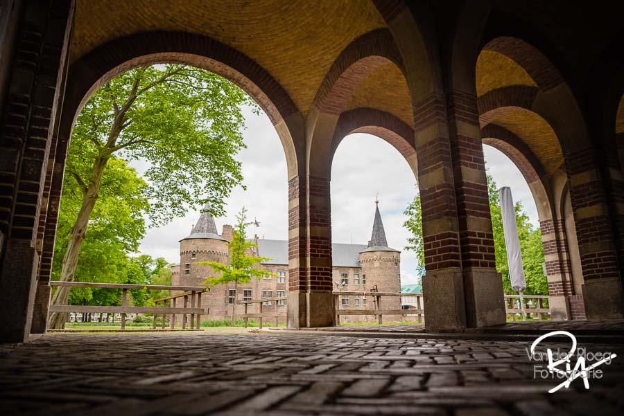 Bruidsfotograaf fotograaf bruiloft Brabant kasteel Helmond