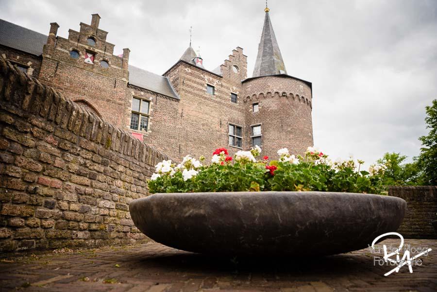 Bruidsfotograaf fotograaf bruiloft kasteel Helmond