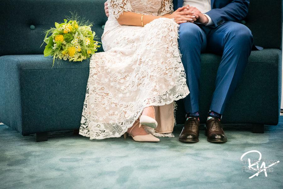 Bruidsreportage Waalre trouwen man vrouw fotograaf