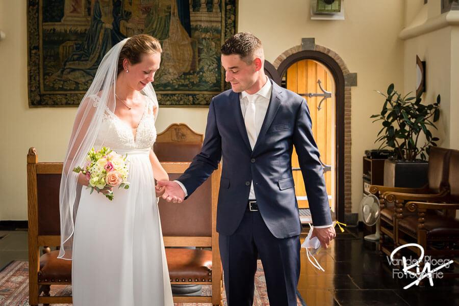 Bruiloft fotograaf Valkenswaard Weerderhuys trouwfotograaf
