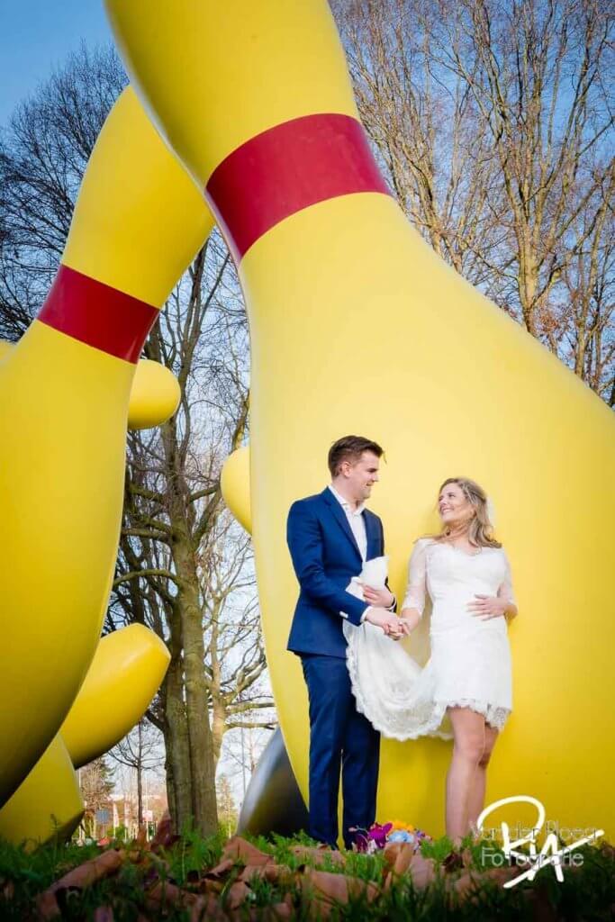 Trouwfotograaf kegels eindhoven bruidspaar