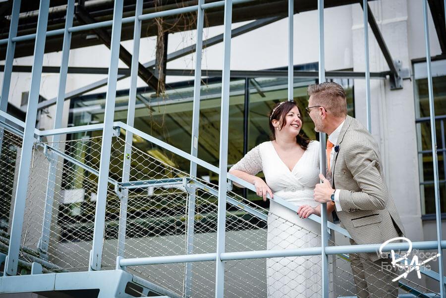 Fotografie huwelijk fotograaf centrum Eindhoven strijp S
