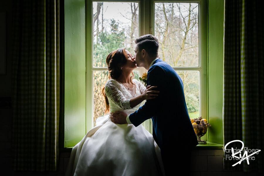 Fotograaf huwelijk trouwfotograaf kasteel Geldrop Eindhoven