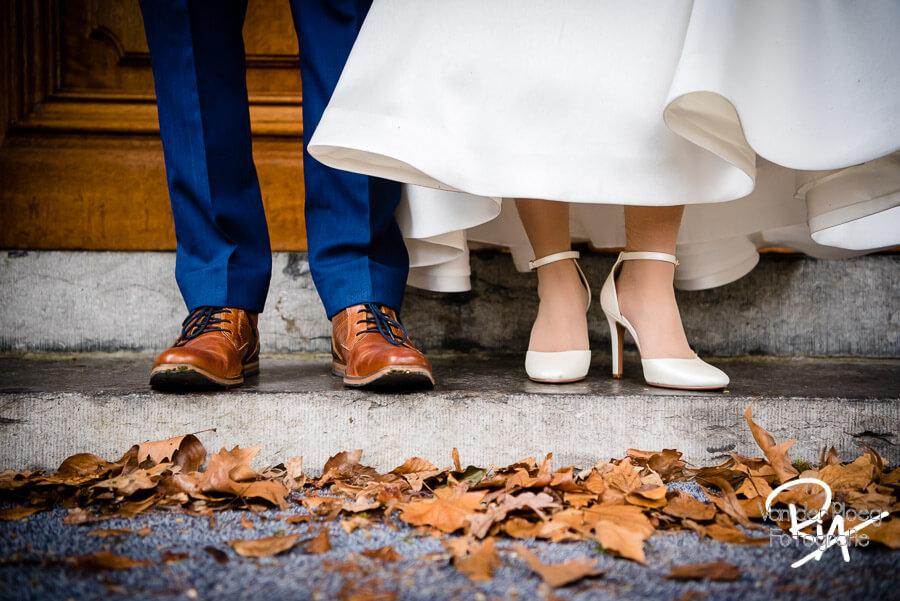 Trouwschoenen fotograaf trouwfotograaf Eindhoven Waalre