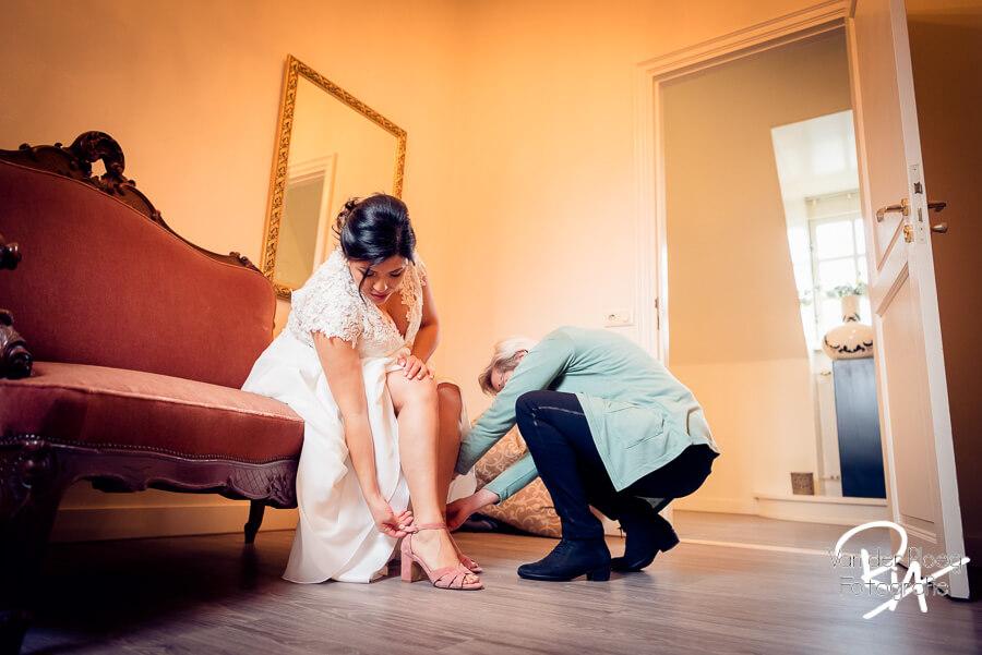 Bruidsfotografie kasteel Sint Oedenrode Henkenshage trouwfotograaf
