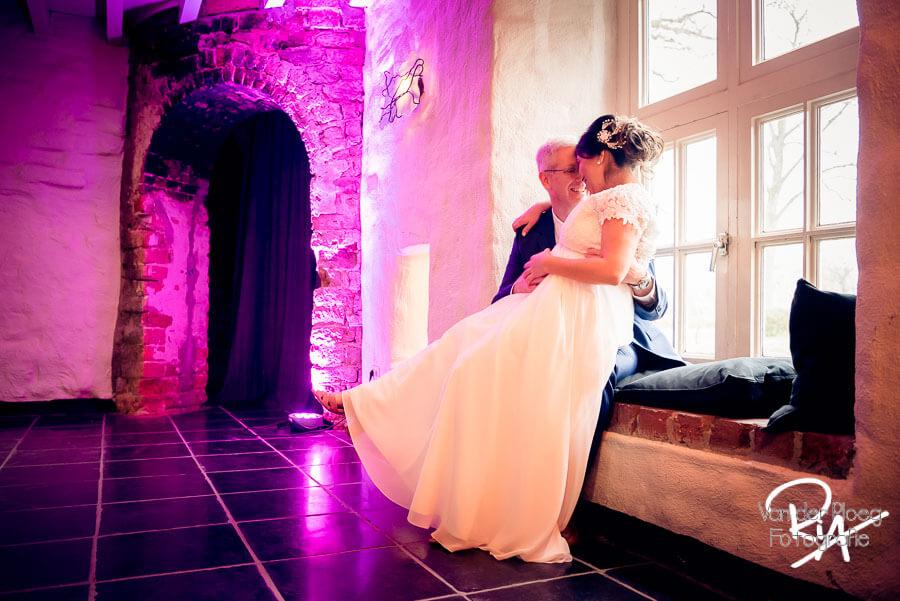 Bruidsfotografie kasteel Sint-Oedenrode Henkenshage bruidspaar trouwreportage