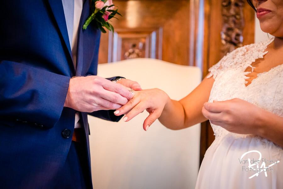 Fotografie fotograaf huwelijk trouwen Den Bosch Brabant trouwringen