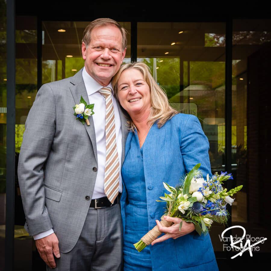 Trouwen Huis van Waalre trouwfotograaf fotograaf Ria