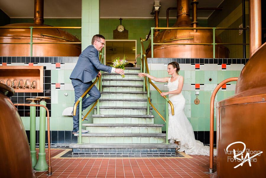 Bruidsfotograaf Dommelen Valkenswaard Dommelsche brouwerij