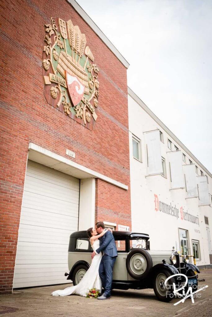 Dommelsche bierbrouwerij trouwfotograaf Waalre
