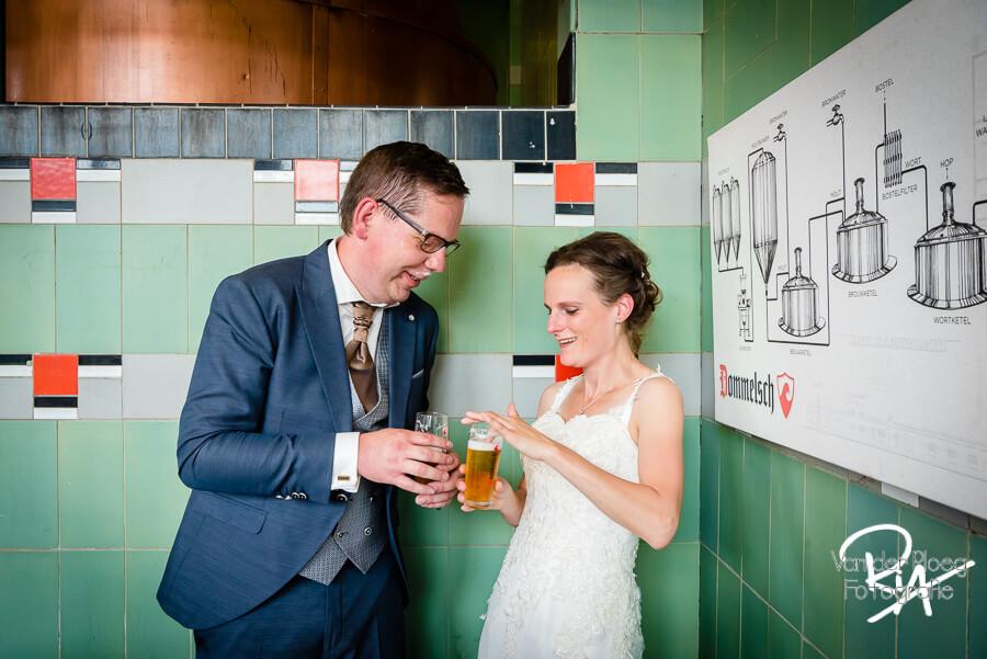 Fotograaf Valkenswaard trouwfotografie bruidspaar