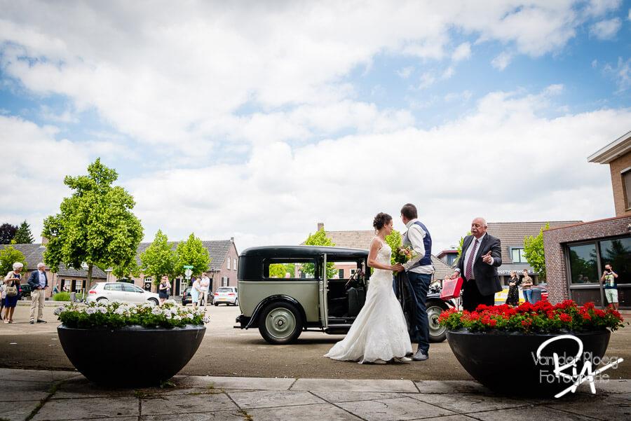 Fotograaf bruiloft gemeentehuis Eersel
