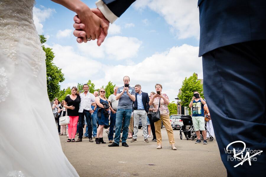 Trouwfotograaf Eersel bruidsfotografie trouwreportage