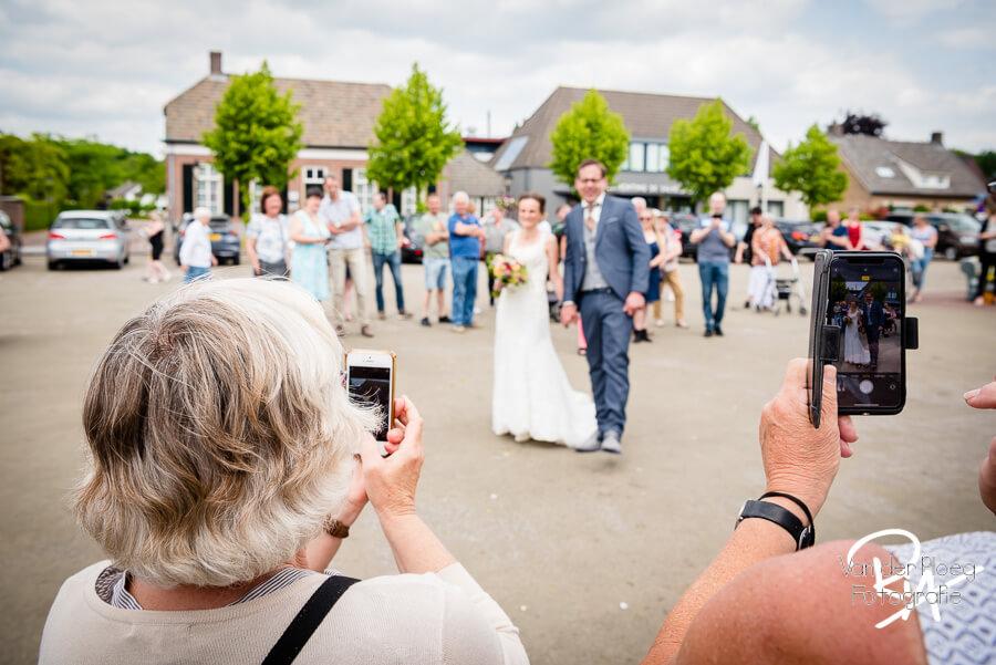 Trouwfotograaf Eersel gemeentehuis fotograaf