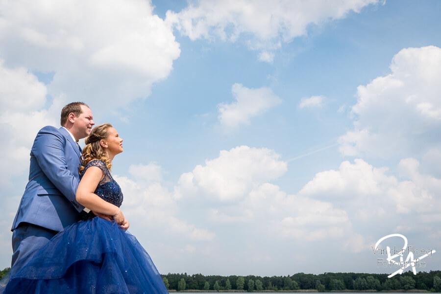 fotografie huwelijk trouwfotograaf Eindhoven natuur