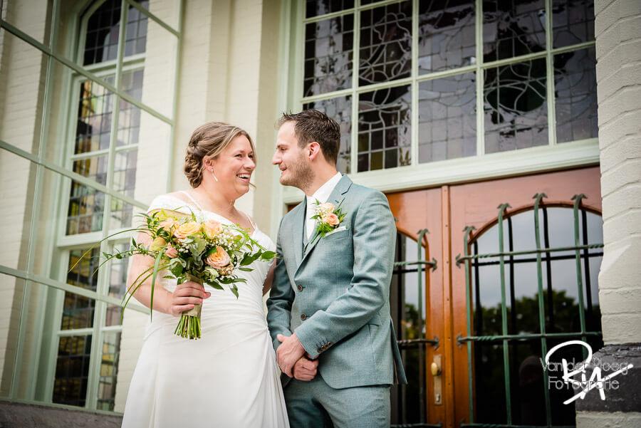 Bruidspaar fotograaf huwelijk oirschot