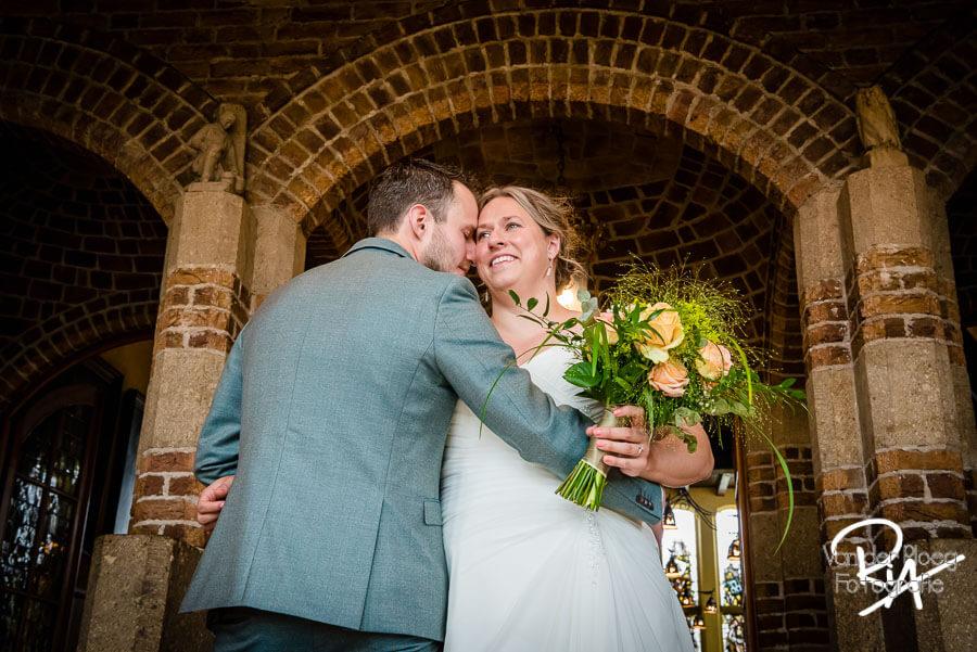 Fotograaf oirschot bruidspaar bruidsfotografie