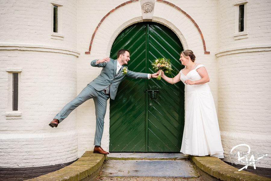 Fotograaf oirschot trouwfotograaf bruidspaar