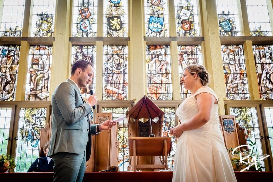 Trouwfotograaf Oirschot bruidspaar