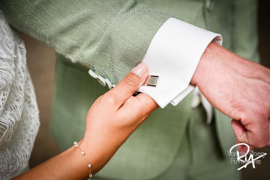 Bruidsfotograaf Goirle detail bruidsreportage