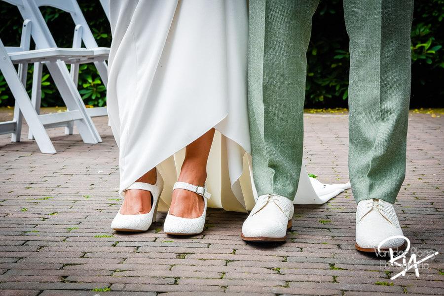 Bruidsreportage natuur fotograaf Oisterwijk