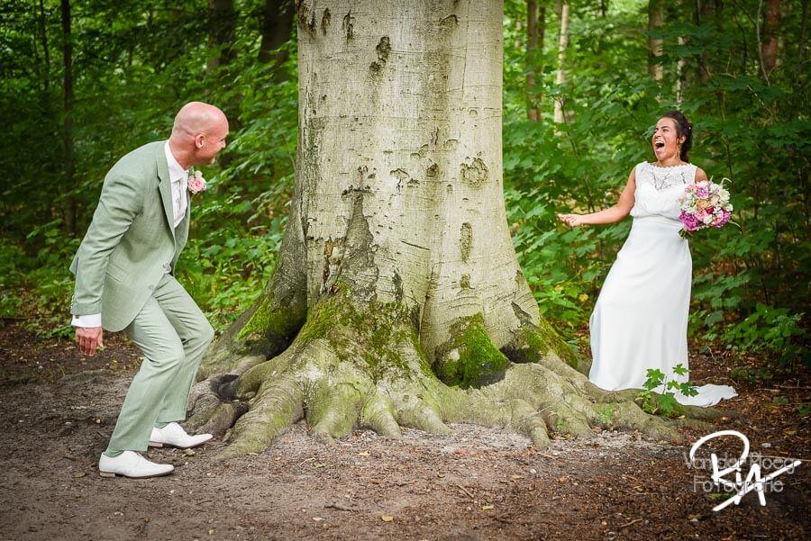 Fotografie fotograaf huwelijk spontaan Goirle