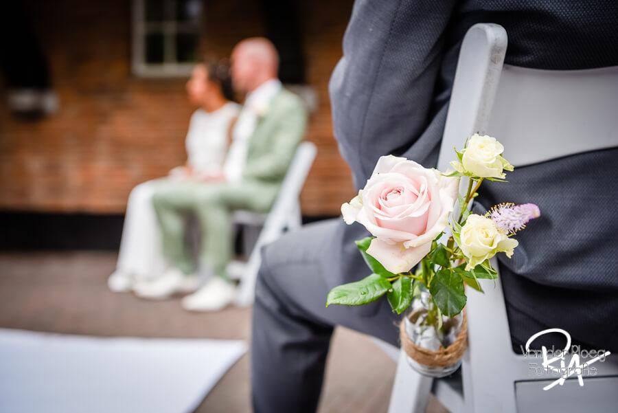trouwfotograaf Tilburg trouwreportage bruidspaar