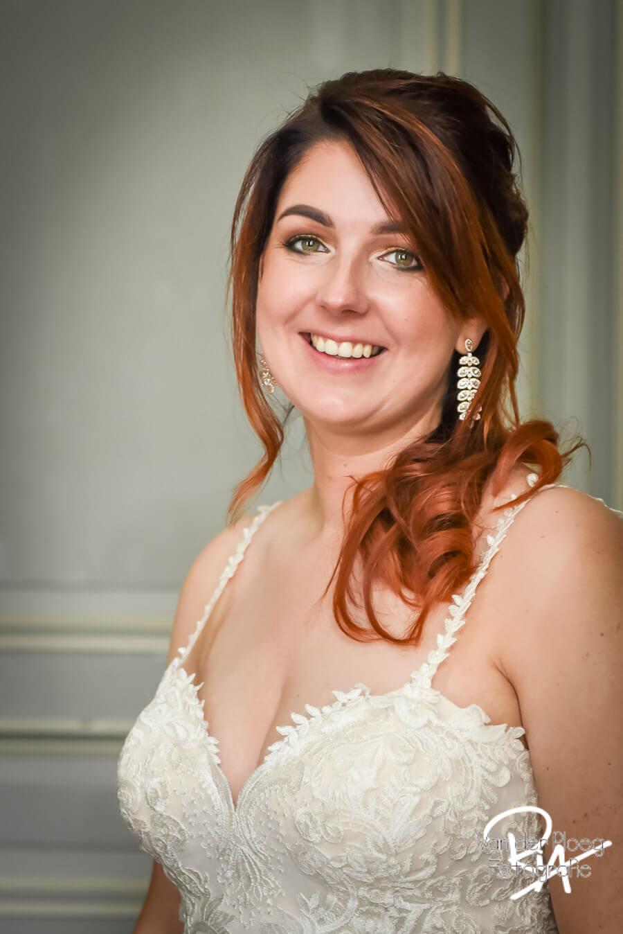 Trouwfoto bruid fotograaf Mierlo